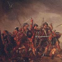 The Battle of Culloden, Scotland 1746