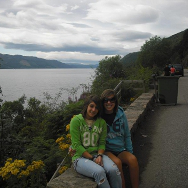 Co-owner of scottish-at-heart.com website - on the shores of Loch Ness!