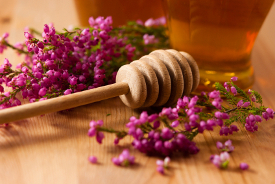 Delicious Scottish heather honey