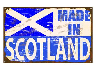 'Made in Scotland'