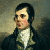 Robert 'Rabbie' Burns, Scottish Poet & Writer