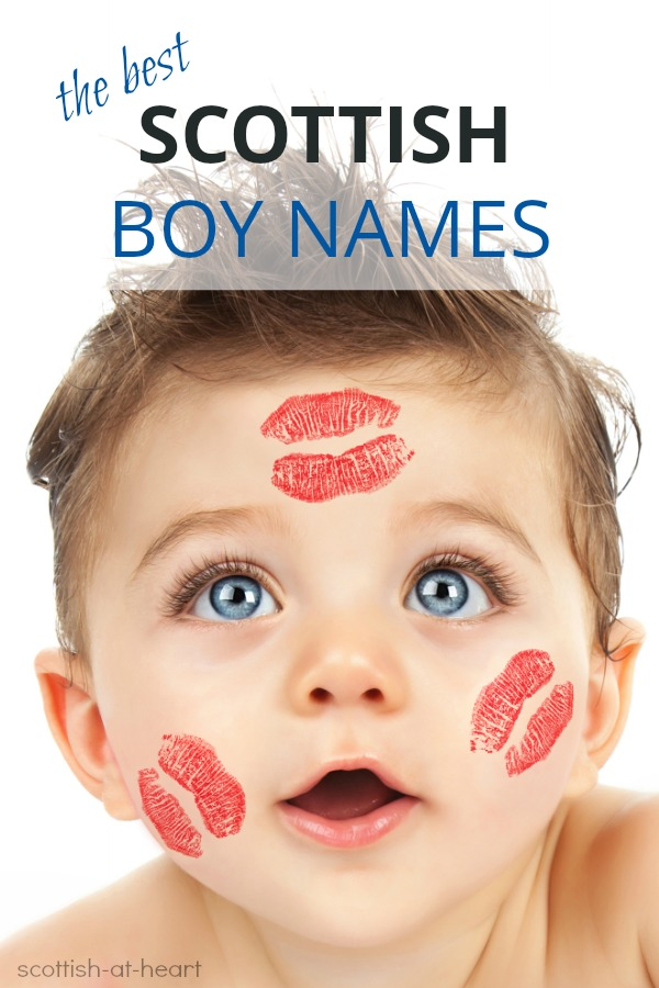Popular Scottish Boy Names