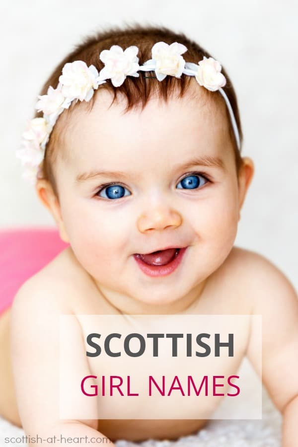 Scottish Girl Names - Popular & Traditional Choices