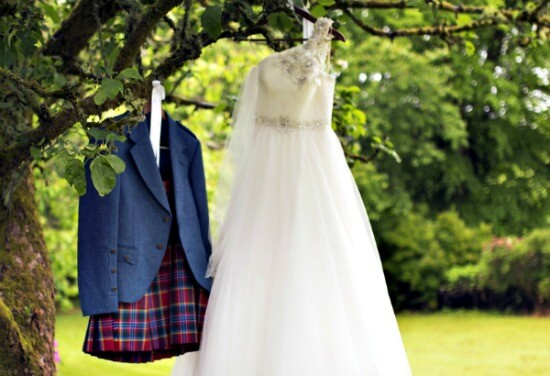 Unique Wedding Dresses Scotland