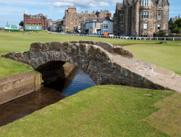 Old St. Andrews Golf Course, Fife, Scotland
