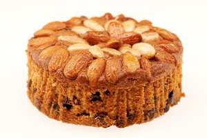 Scottish Dundee Cake