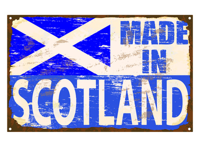 'Made in Scotland'