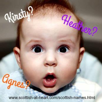 Scottish names and naming practices