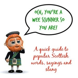 Scottish Sayings & Phrases